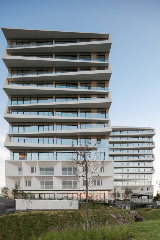 Torre La Toscana by AE Arquitectos | Apartment blocks