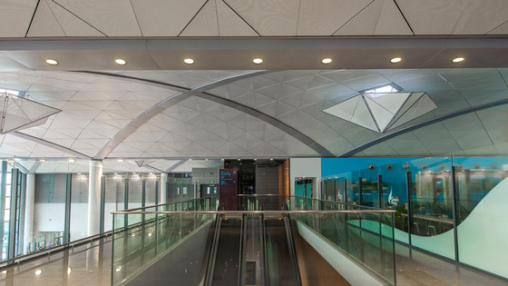 Phom Penh International Airport (new terminal) by ARKOSLIGHT | Manufacturer references