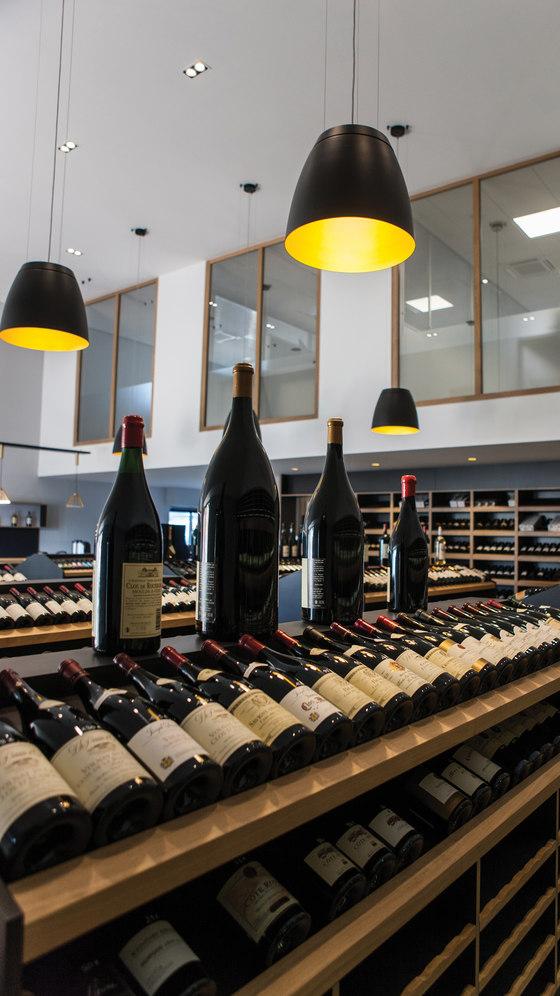 Caves Carriere Winery de ARKOSLIGHT | Références des fabricantes