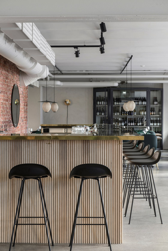 Kitchen Bar By Maannos By Laura Seppanen Design Agency