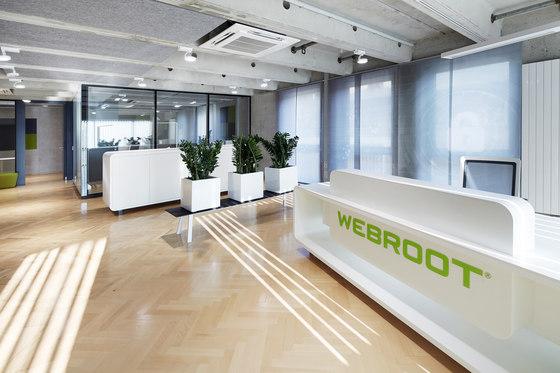 Webroot by INTEK | Manufacturer references