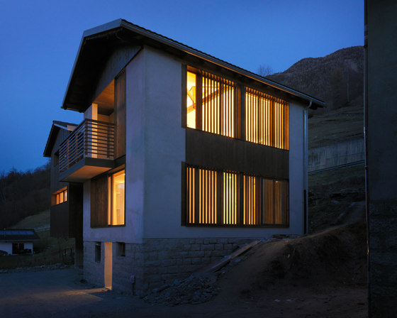 House EKC de Ralph Germann Architectes | Espacios habitables