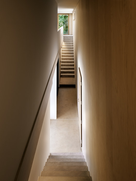 House MW de Ralph Germann Architectes | Casas Unifamiliares