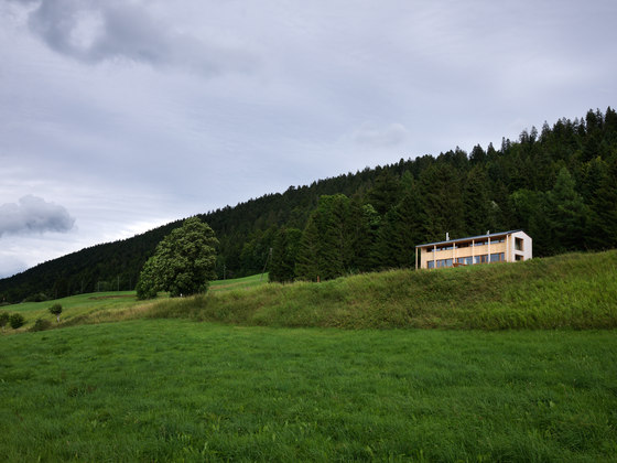 House MW by Ralph Germann Architectes | Detached houses