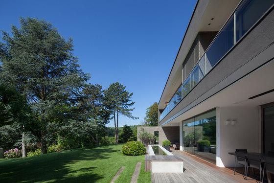 Villa Taunus de Cyrus Moser Architekten | Casas Unifamiliares