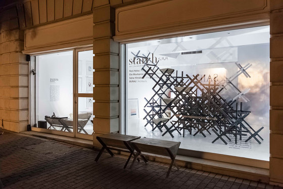 Unbounded by BURAU | Installations
