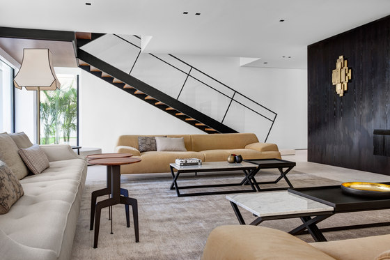 The Jumeirah Residence by VSHD Design | Living space
