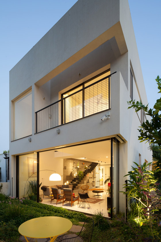 Mendelkern by David Lebenthal Architects | Detached houses