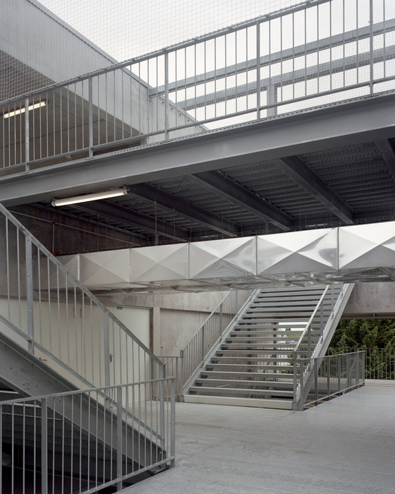 Public Condenser by Studio Muoto | Sports facilities