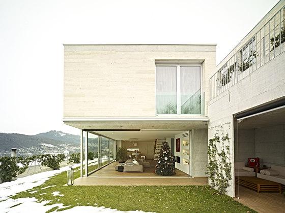 Ein Garten Mit Dach Von Fiemme3000 Reference Projects | Herstellerreferenzen