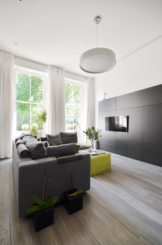 Nevern Square Apartment by Bover reference projects | Manufacturer references