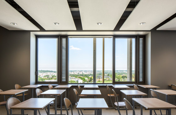International High School East of Paris by Ateliers 2/3/4/ | Schools