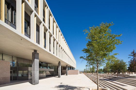 International High School East of Paris by Ateliers 2/3/4/ | Schools