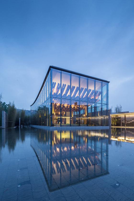 A Reverie of Bridge by Continuation Studio   Church architecture / community centres