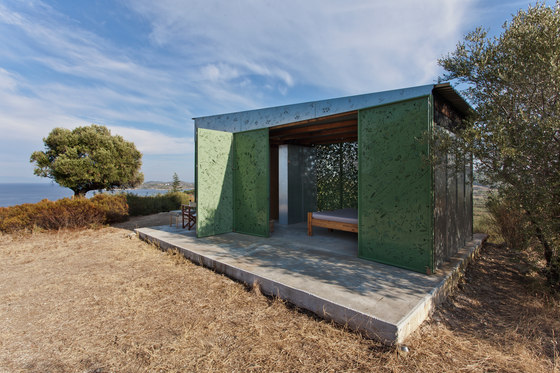 The Olive Tree House by Eva Sopeoglou | Detached houses
