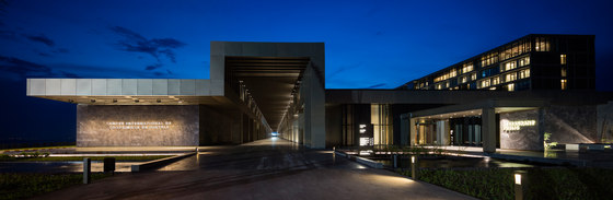 Kintele Congress Centre by Avci Architects | Office buildings