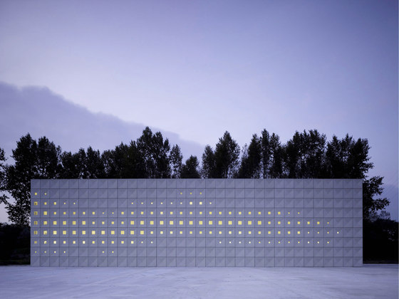 Crematorium Heimolen by KAAN Architecten | Church architecture / community centres