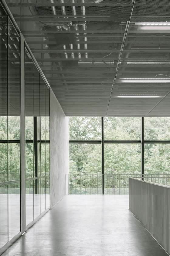 CUBE - Education and Self Study Center by KAAN Architecten | Universities