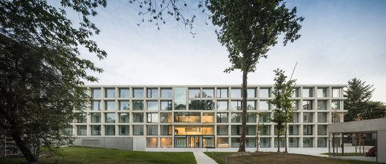 Institut des Sciences Moléculaires d'Orsay by KAAN Architecten   Universities
