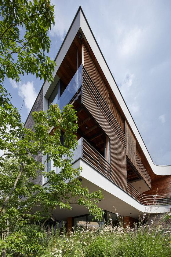 Villa H by Atelier 6 | Detached houses