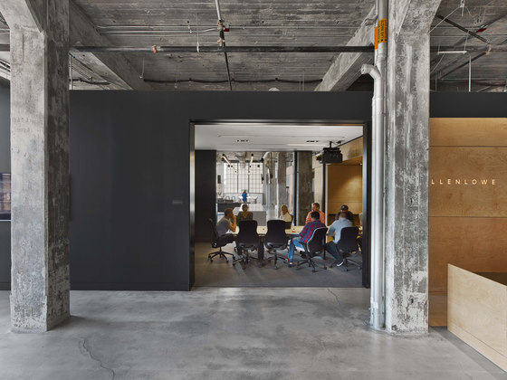 MullenLowe by TPG Architecture | Office facilities