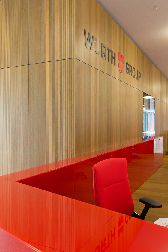 Würth by europlac reference projects | Manufacturer references
