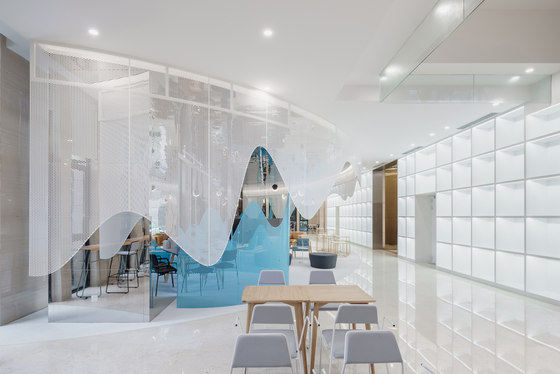 Cloud, Go High by Wutopia Lab | Office facilities