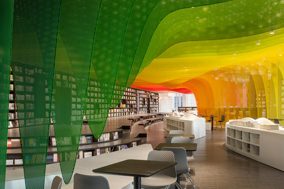 Metal Rainbow by Wutopia Lab | Shop interiors