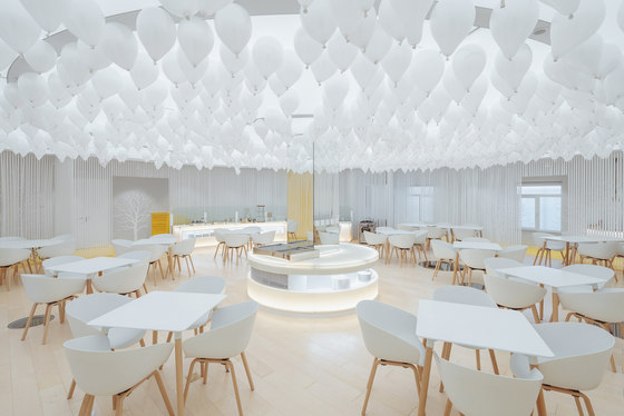 Polycarbonate Neverland - Aranya Kid's restaurant by Wutopia Lab | Restaurants