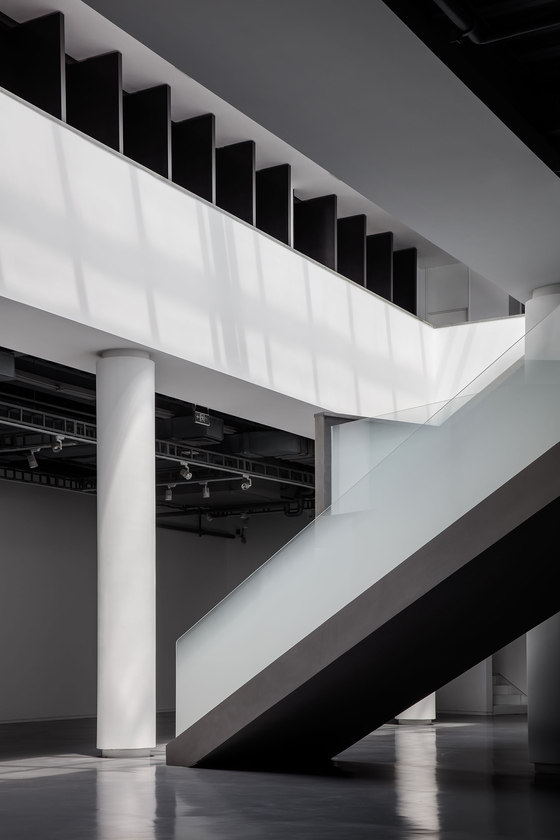 Area Three Art Museum de CUN Design | Bureaux