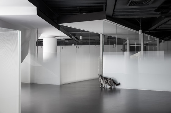 Area Three Art Museum by CUN Design   Office facilities