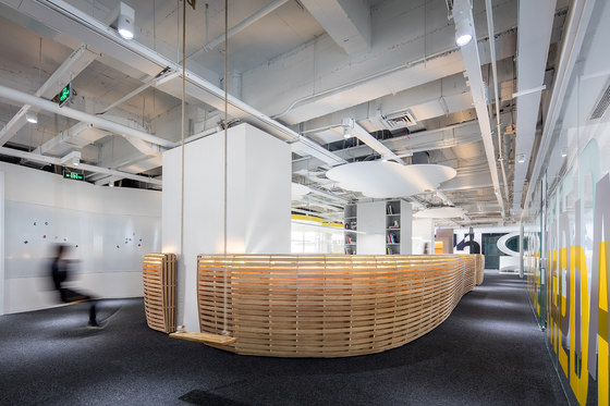 Office Environmental Design of Shiyue Media by CUN Design | Office facilities