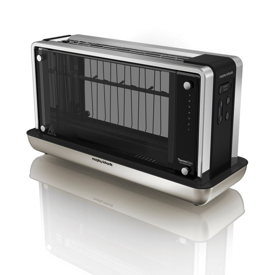 Redefine Collection Glass Toaster by Schott reference projects | Manufacturer references