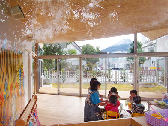 Toranoko Nursery By Takashige Yamaa Office Kindergartens Day Nurseries