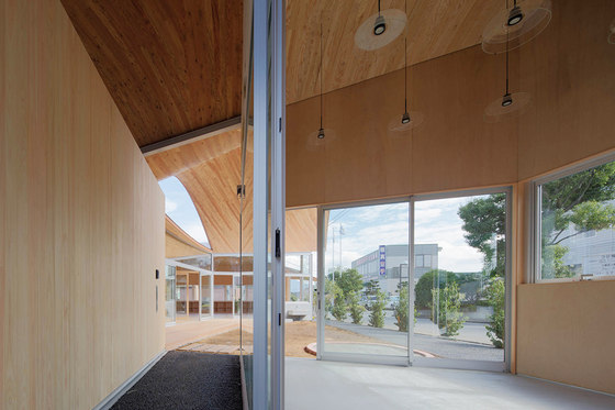 Toranoko Nursery by Takashige Yamashita Office | Kindergartens / day nurseries