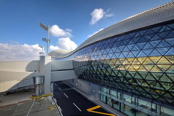 New Passenger Terminal at Franjo Tudman International Airport by Kincl + Neidhardt arhitekti + Igh projektiranje | Airports