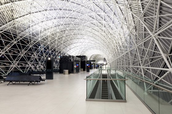 New Passenger Terminal At Franjo Tudman International Airport By Kincl Neidhardt Arhitekti Igh