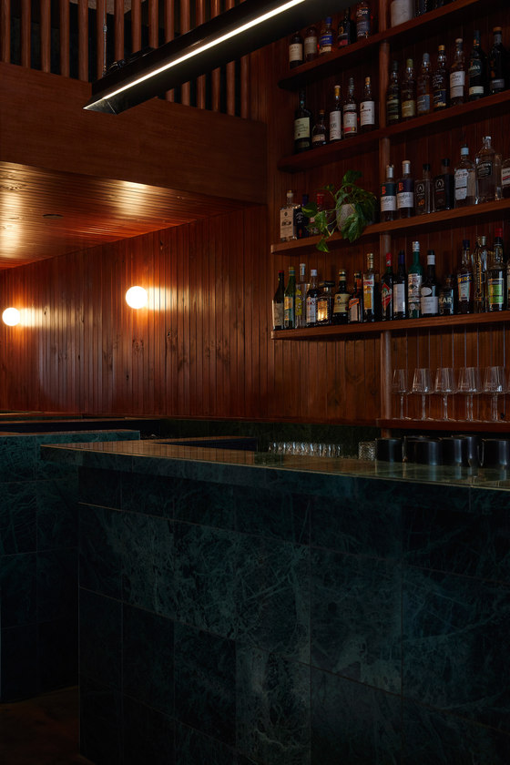 Malt & Juniper by Sans-Arc Studio | Bar interiors