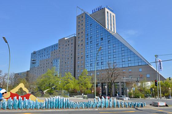 Отличный отель в отличном районе Берлина