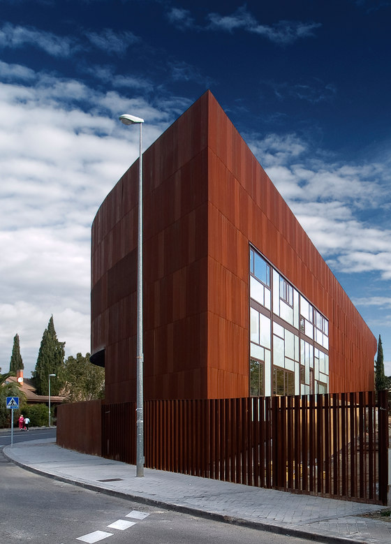 Parish Church Of Santa Monica by Vicens + Ramos | Church architecture / community centres