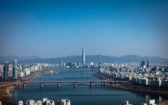 Lotte World Tower by KPF | Office buildings