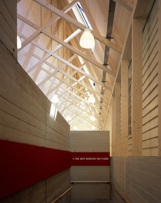 Command of the Oceans by Baynes & Mitchell Architects | Museums