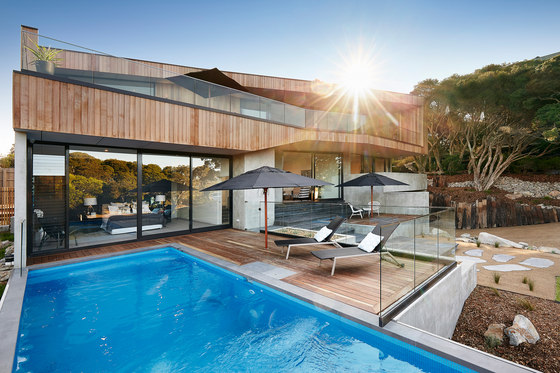 Sorrento's Finest New Home by Pfleiderer | Manufacturer references
