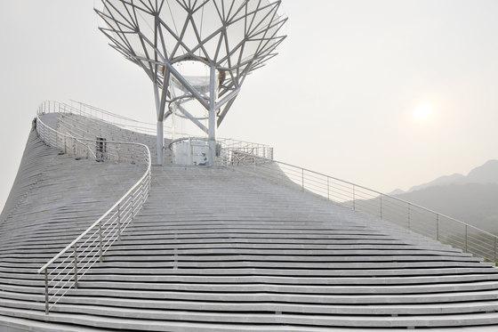 Shaolin Flying Monks Theatre de Mailitis Architects | Théâtres