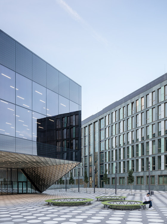 Futurium by Richter Musikowski   Trade fair & exhibition buildings