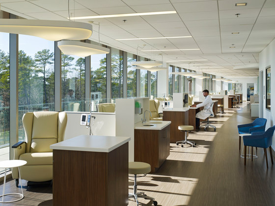 CARTI Cancer Center by Perkins+Will | Hospitals
