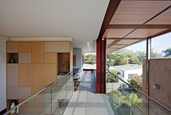 Jardim Paulistano Residence by Perkins+Will | Detached houses