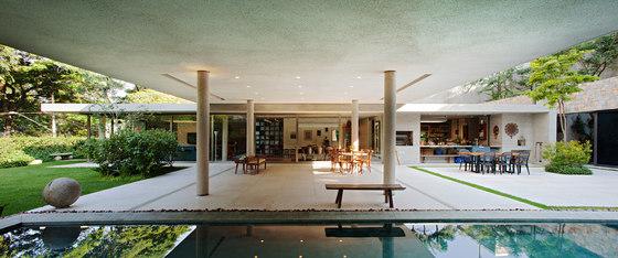 Residência Cidade Jardim by Perkins+Will   Detached houses
