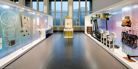energy. transitions: Special exhibition at the Deutsches Museum in Munich de Design Composite   Manufacturer references