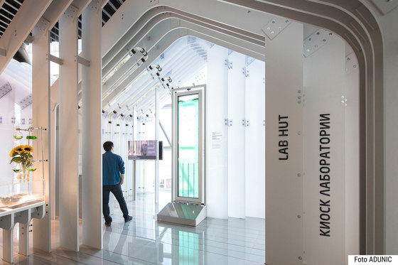 Future Energy Museum – Weltausstellung Astana 2017 de Design Composite | Manufacturer references